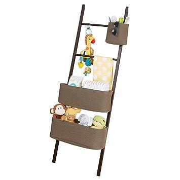 mDesign organiseur de chambre de bébé - étagère de rangement en ...