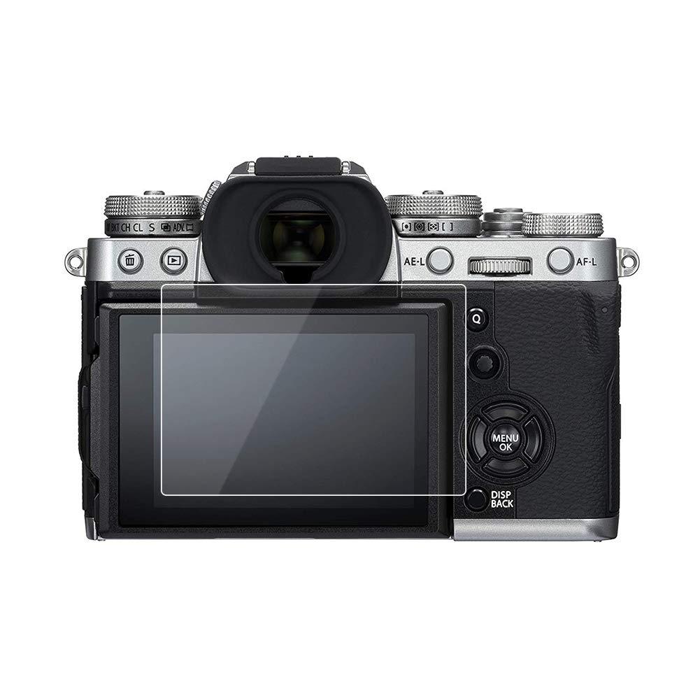 Paquete de 2 kinokoo Pel/ícula de Vidrio Templado para Fuji X-Pro2 Crystal Clear Film Protector de Pantalla Fujifilm X-Pro2 sin Burbujas//antiara/ñazos