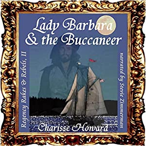 Lady Barbara & the Buccaneer Audiobook
