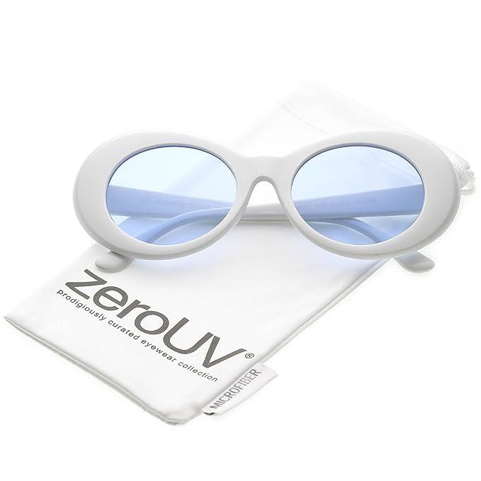 Amazon.com: ZeroUVlentes de sol ovales, audaces ...