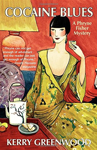 Cocaine Blues (Phryne Fisher Mysteries)