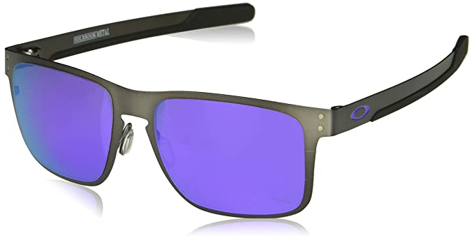 21716e33f4 Amazon.com  Oakley Men s Holbrook Metal Non-Polarized Iridium Square ...