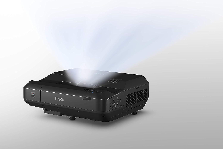 Epson EH-LS100 Video - Proyector (4000 lúmenes ANSI, 3LCD, WUXGA ...