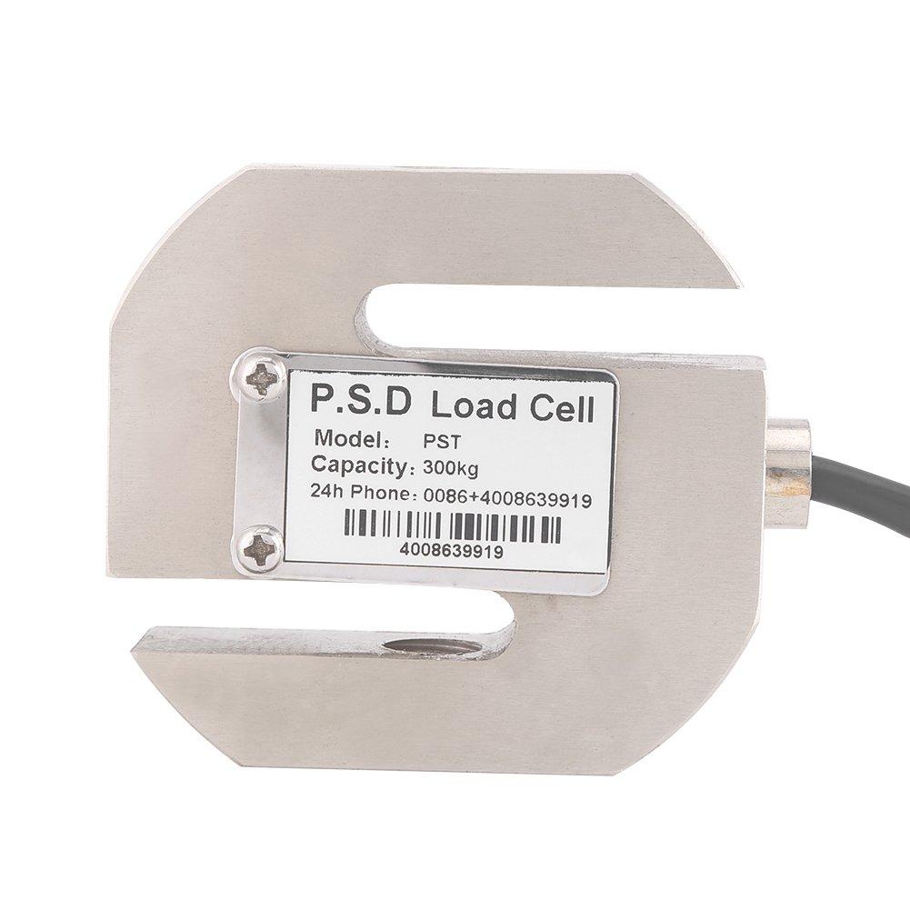 300kg Liukouu Circular S-Type High-Precision Beam Load Cell Scale Weighting Sensor
