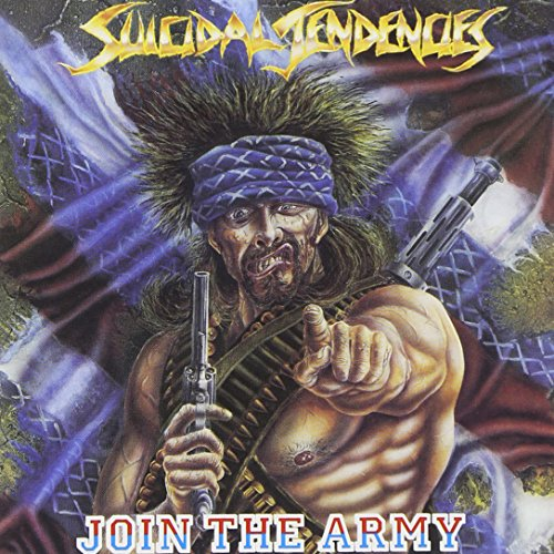 Join Army Suicidal Tendencies product image