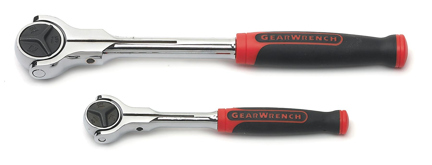 GearWrench 1/4 & 3/8 81223 2 Pc. Roto Ratchet Set- Cushion Grip by GearWrench