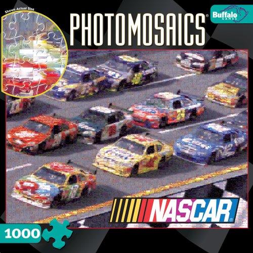 2008 Buffalo (Buffalo Games Photomosaic: NASCAR 2008)