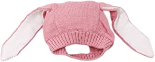 Lalang Baby Boy Girl Knitted Cartoon Bunny Ear Beanie Hat Cap