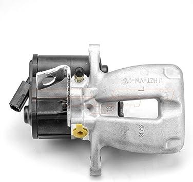Bremssattel Passat 3c B6 Bis 04 2007 Hinten Links Inkl Stellmotor Auto