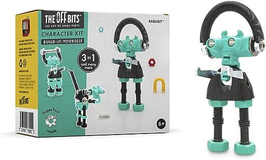 Robot Toy Multi Color, color verde: Amazon.es: Oficina y papelería