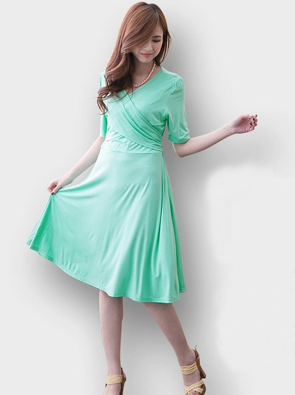 Emotion Moms Maternity Clothes Summer Maternity Nursing Dress ...