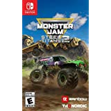 Monster Jam Steel Titans 2 - Nintendo Switch Games and Software
