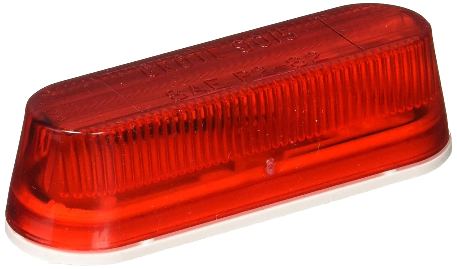 Grote 45252-5 Red Thin-Line Single-Bulb Clearance Marker Light