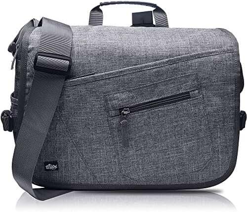 Qipi Messenger Bag - Shoulder Bag for Men - 15