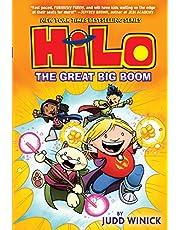 Hilo Book 3: The Great Big Boom