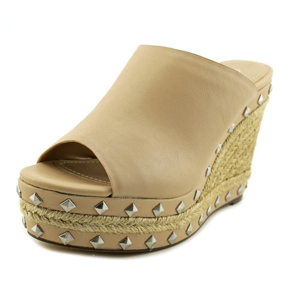Charles by Charles David Womens Lisbon Peep Toe Casual Espadrille Sandals B005B6MRN6 10 B(M) US|Nude Smooth