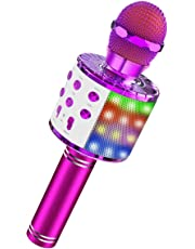 Dreamingbox Microphone for Kids,Suitable for Indoor&Outdoor Use - Best Gifts