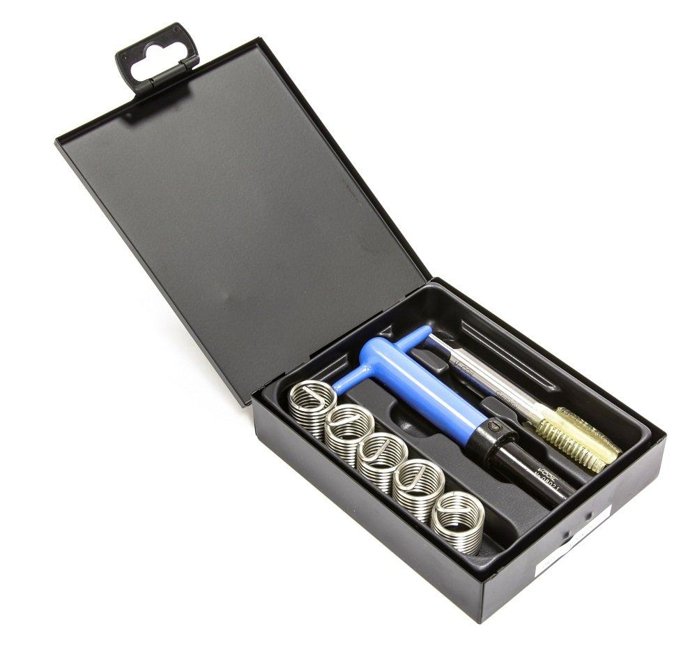 M12 Gewinde Reparatursatz Heli Reperatur Set 131tlg Coil Instandsetzung Kit M5