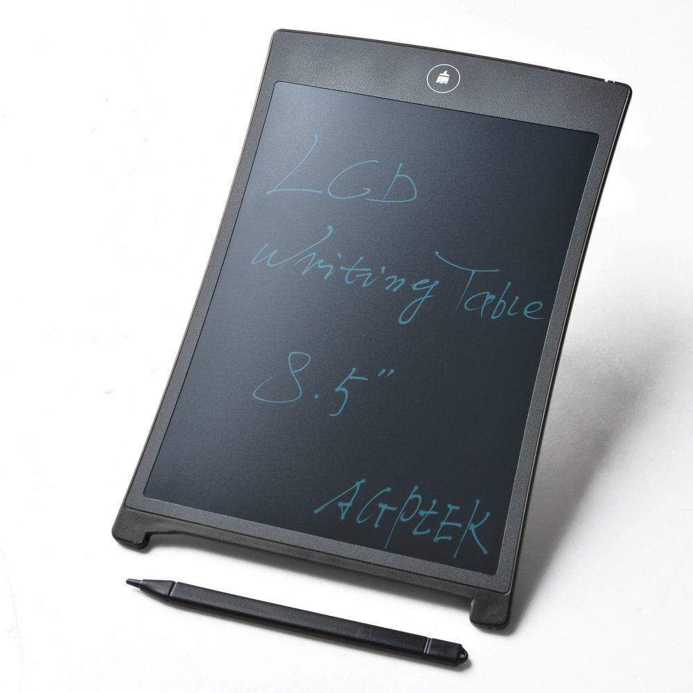 AGPtek® 8.5 inch Paperless LCD Writing Pad Tablet, Graphics Drawing Pen Tablet - Black
