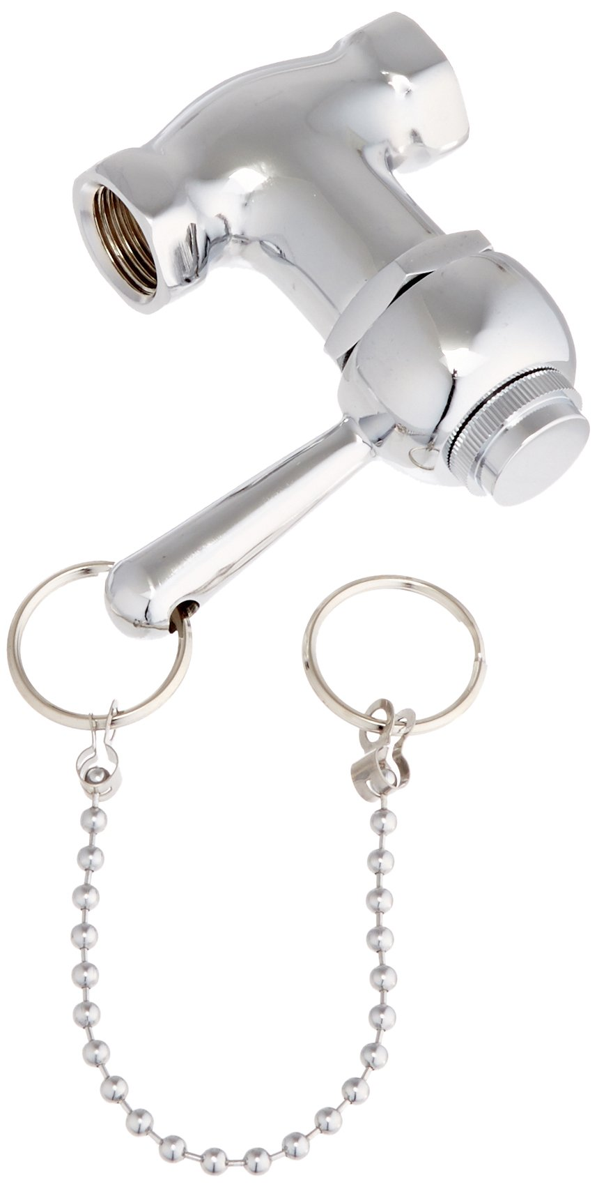 EZ FLO 10789 Self Closing Pull Chain Shower Valve