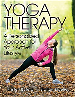 Book Cover: Yoga Therapy: A Personalized Approach for Your Active Lifestyle