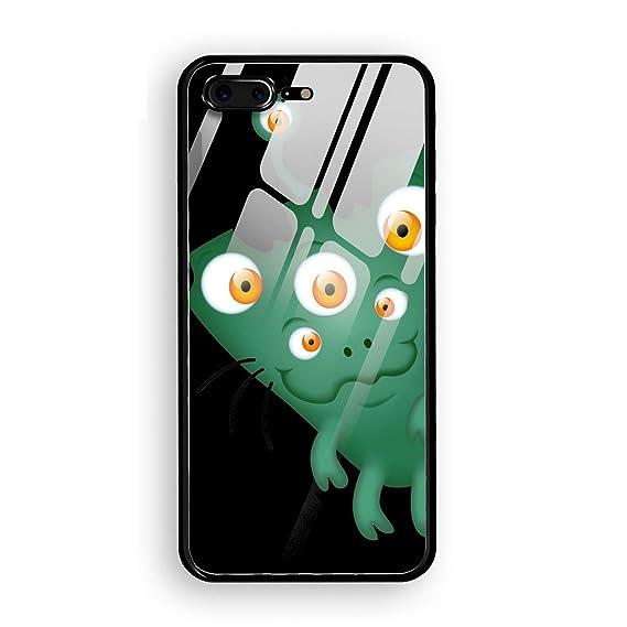 Amazon com: Multi Ocular Virus Printed iPhone 7/8 Plus Cover