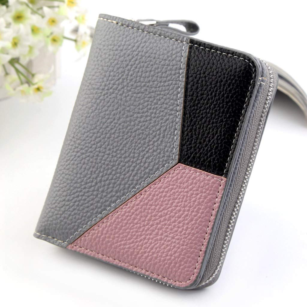 Amazon.com: Wallet Women Vintage Fashion Small Wallet Purse ...