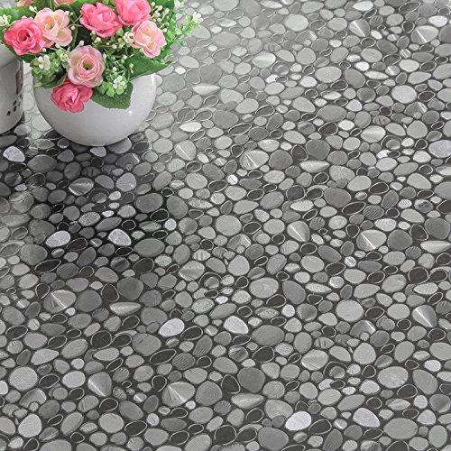 MH-RITA Pvc Waterproof Oil Resistant Crystal Home Transparent Rectangular Table Mats Soft Board Tablecloths 1.5Mmd 80120