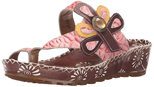 d65f9040c L Artiste by Spring Step Women s Dafine Toe Ring Sandal
