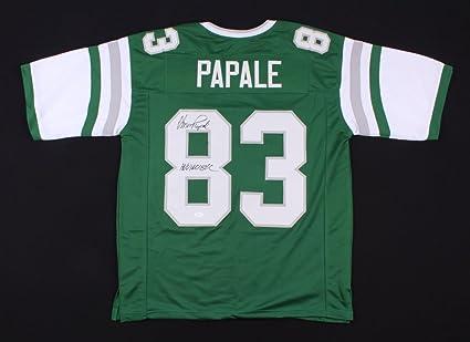 79500c590 Vince Papale Autographed Jersey (Eagles Invincible) - JSA COA! at ...