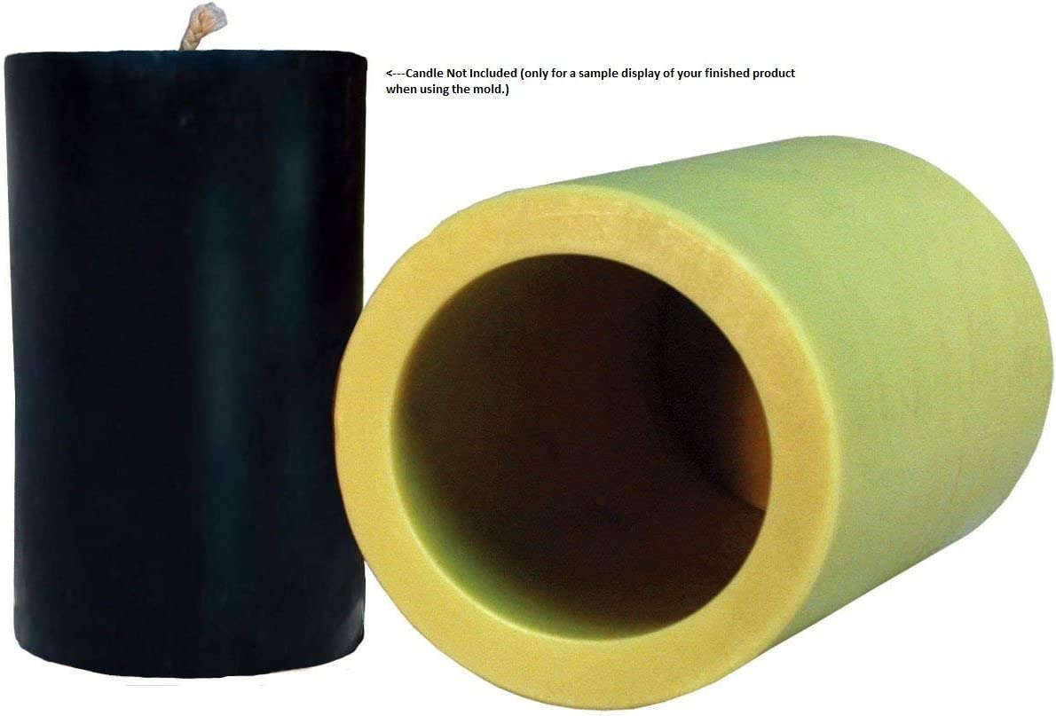 Mann Lake Honeycomb Cylinder Candle Mold