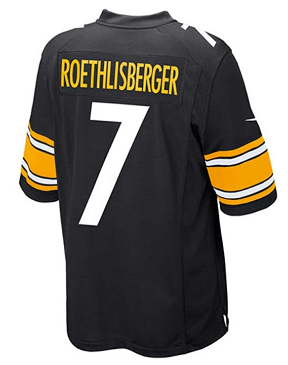 cheap for discount 527c2 47746 coupon code for 7 ben roethlisberger jersey yard b644d 58c9a
