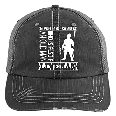 1f3dfa07148d1 Who Is Also A Lineman Hat