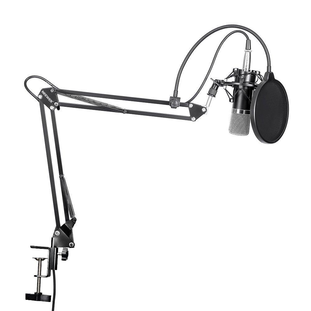 Kit profesional de micrófono