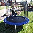 Skywalker Trampolines Jump N Dunk Trampoline With Safety