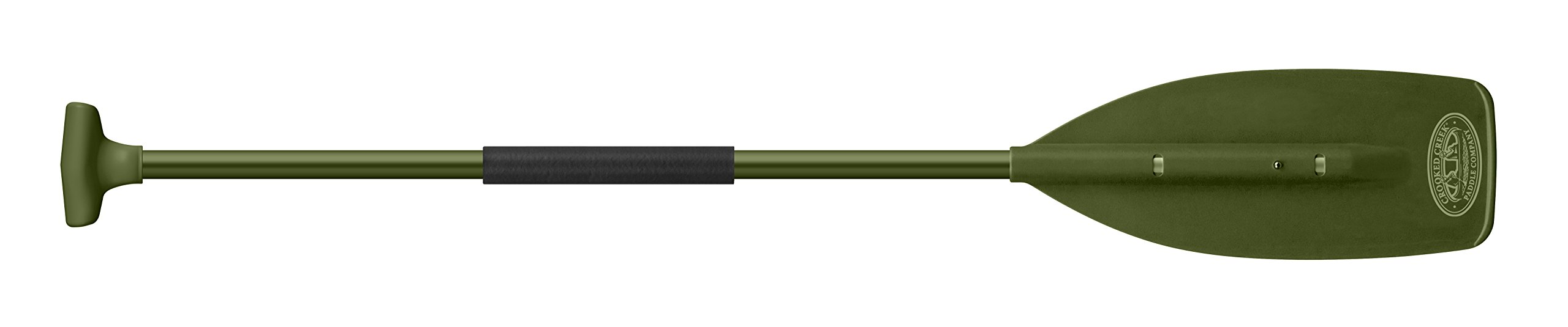 Trac Dynamics SYNTHETIC OLIVE GREEN PADDLE, HYBRID GRIP 5 FT- QTY 2