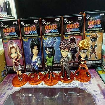 Amazon.com: Naruto Shippuden WCF Naruto Sasuke Sakura ...