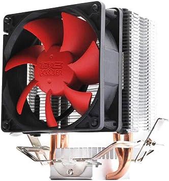 Chengjinxiang CPU Cooler (Multi Platform/Red Sea Mini / 8 cm ...