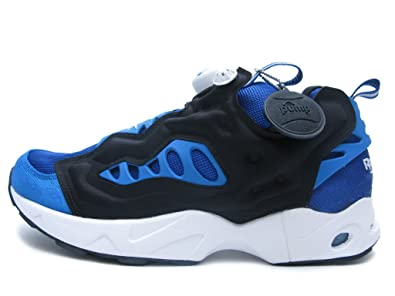 0a2fb411b569 Reebok Instapump Fury Road Mens in Royal Black