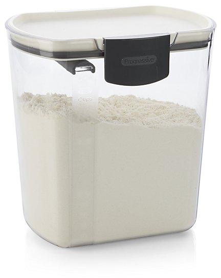 Progressive ® ProKeeper 4-Qt. Flour Storage Container | Crate and Barrel