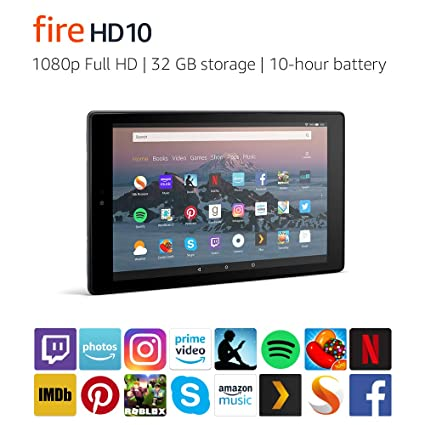 Image result for amazon fire hd 10