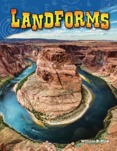 Landforms  Science Readers  Content And Literacy
