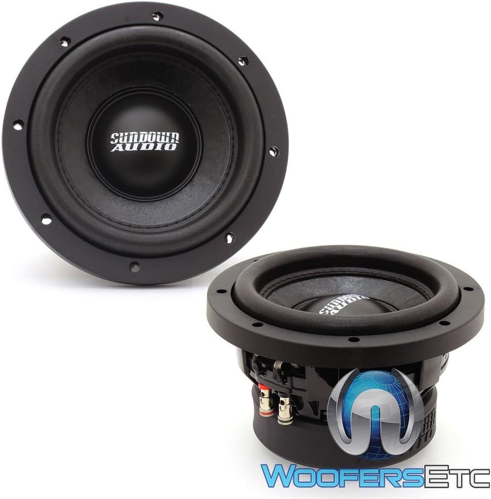 Sundown Audio SA-6.5 SW D2 6.5 200W RMS Dual 2-Ohm SA Series Subwoofers