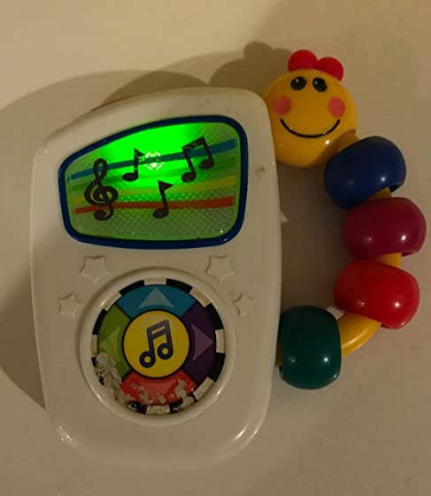 Baby Einstein Take Along Tunes Musical Toy, Ages 3 months + Great toy for car rides too!