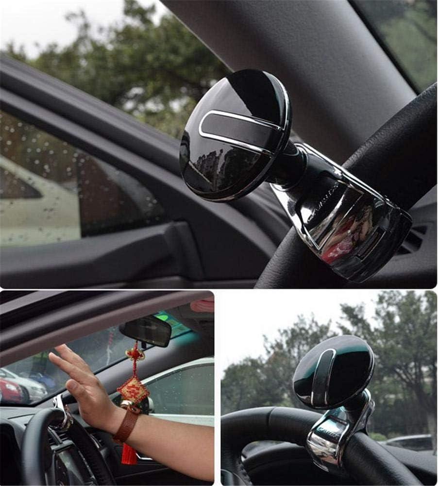 Pomello di ausilio al volante per auto e camion effetto carbonio