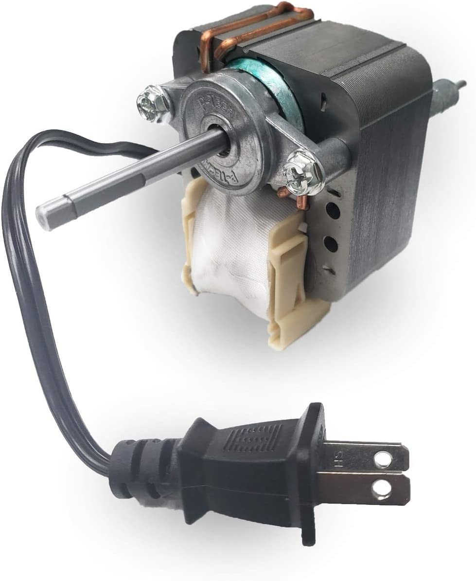 C-Frame Motor for Fan   Replaces: Broan 99080180, 509/509S, SX-0466266 & Dayton 1AAC9