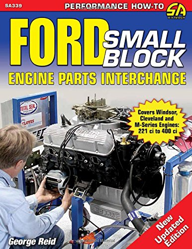 Ford Small-Block Engine Parts Interchange (Ford Engines Small Block)