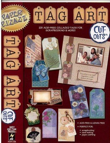 Read Online Title: PAPER PIZAZZ TAG ART CUT OUTS pdf epub