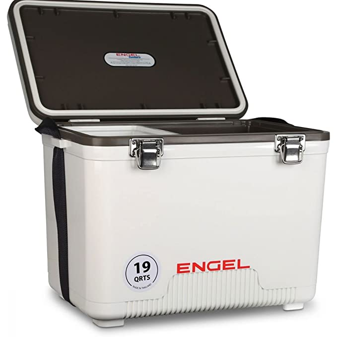 Best Kayak Cooler ENGEL USA Cooler/Dry Box, 19 Quart