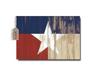 Western Texas Star Entrance Door Mats Non Slip Rubber  Doormats,Indoor/Outdoor/